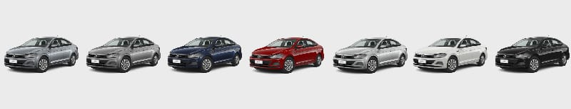 Colores Disponibles Volkswagen Virtus Plan Nacional Autos
