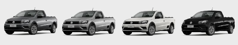 Colores Disponibles Volkswagen Saveiro Plan Nacional Autos
