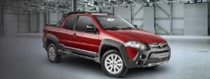 Fiat Strada Plan Nacional