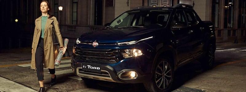 Fiat Toro Plan Nacional