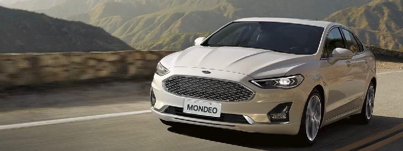 Ford Mondeo Plan Nacional