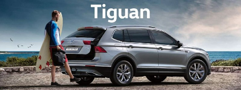 Volkswagen Tiguan Plan Nacional