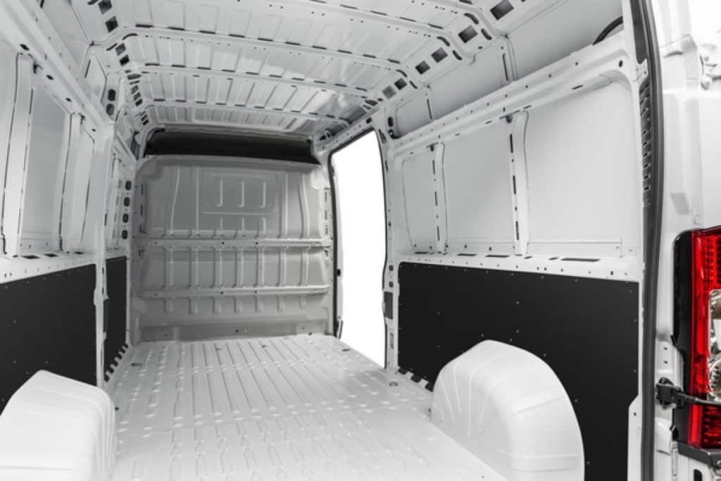 Interior y exterior Fiat Ducato Plan Nacional Autos