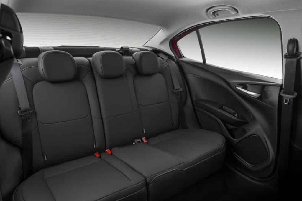 Interior y exterior Fiat Cronos Plan Nacional Autos