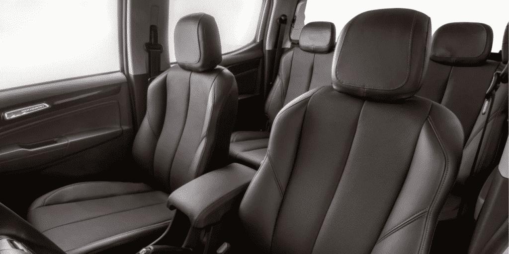 Interior y exterior Chevrolet S10 Plan Nacional Autos