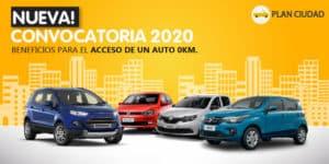 Plan Ciudad Autos 2020