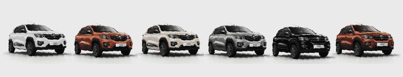 Colores Disponibles Nuevo Renault KWID Plan Nacional Autos