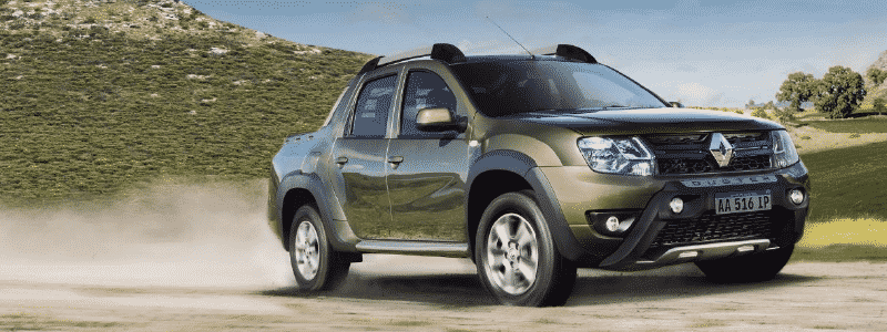 Renault Duster Oroch Plan Nacional
