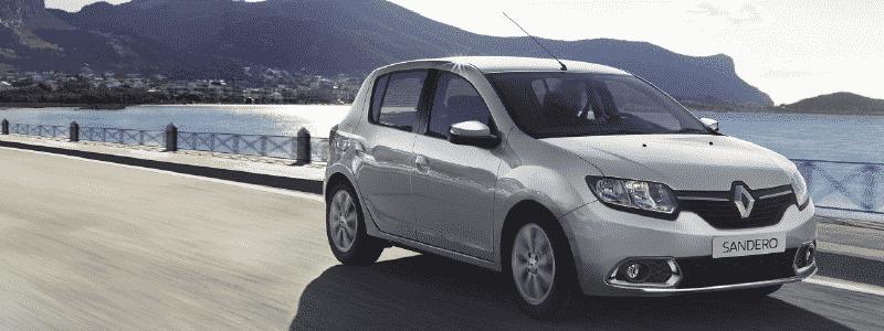 Nuevo Renault SANDERO Plan Nacional