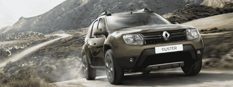 Renault DUSTER Plan Nacional