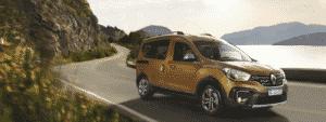 Nuevo Renault KANGOO Plan Nacional