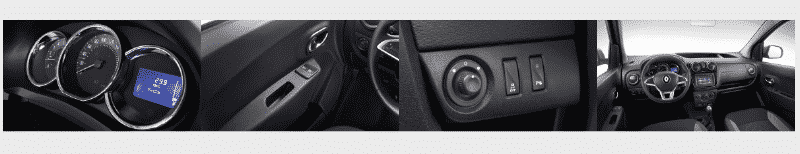 Interior y exterior Renault KANGOO Plan Nacional Autos