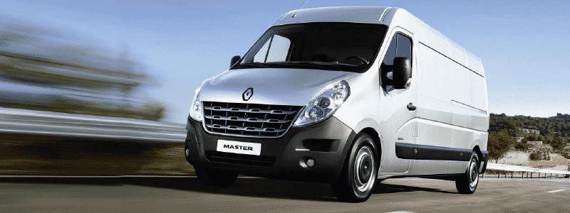 Renault Master Furgón Plan Nacional