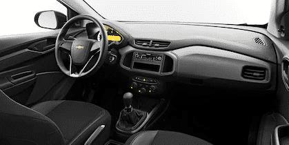 Interior y exterior Chevrolet Joy Plan Nacional Autos