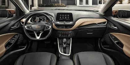 Interior y exterior Chevrolet Nuevo Onix Plan Nacional Autos