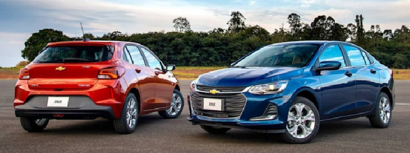 Chevrolet Nuevo Onix Plus Plan Nacional