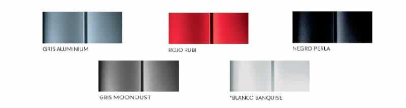 Colores Disponibles de Peugeot Partner Plan Nacional Autos