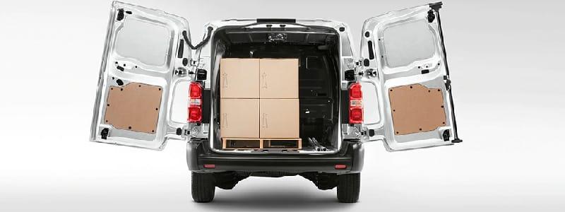 Interior y exterior Peugeot Expert Plan Nacional Autos