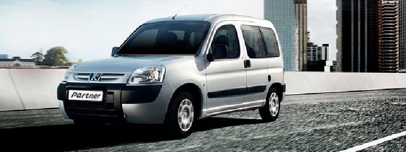 Peugeot Partner Plan Nacional
