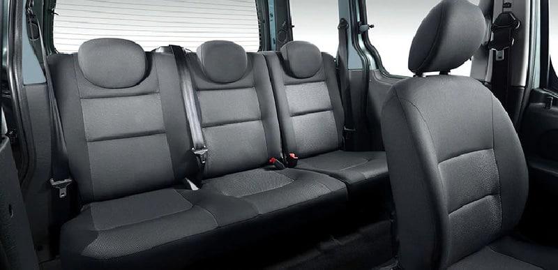 Interior y exterior Peugeot Partner Plan Nacional Autos