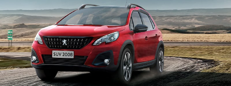 Peugeot 2008 Plan Nacional