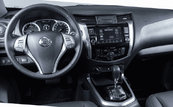 Interior Nissan Frontier S 4x2 Plan Gobierno