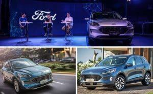 Lanzamiento Nueva Ford Kuga Híbrida Titanium