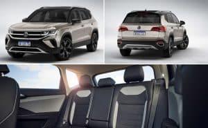 Lanzamiento Volkswagen Taos 2021