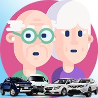 Plan para Jubilados autos