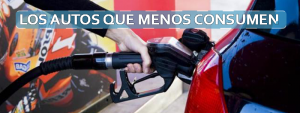 Autos bajo consumo en Argentina
