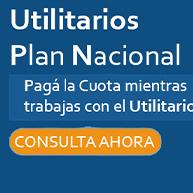 utilitarios plan nacional